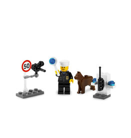LEGO 5612 Police Officer CITY