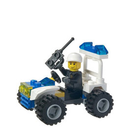 LEGO 30013 Police Quad CITY