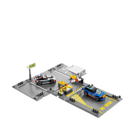 LEGO 8197 Highway Chaos RACERS