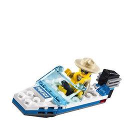 LEGO 30017 Police Boat CITY