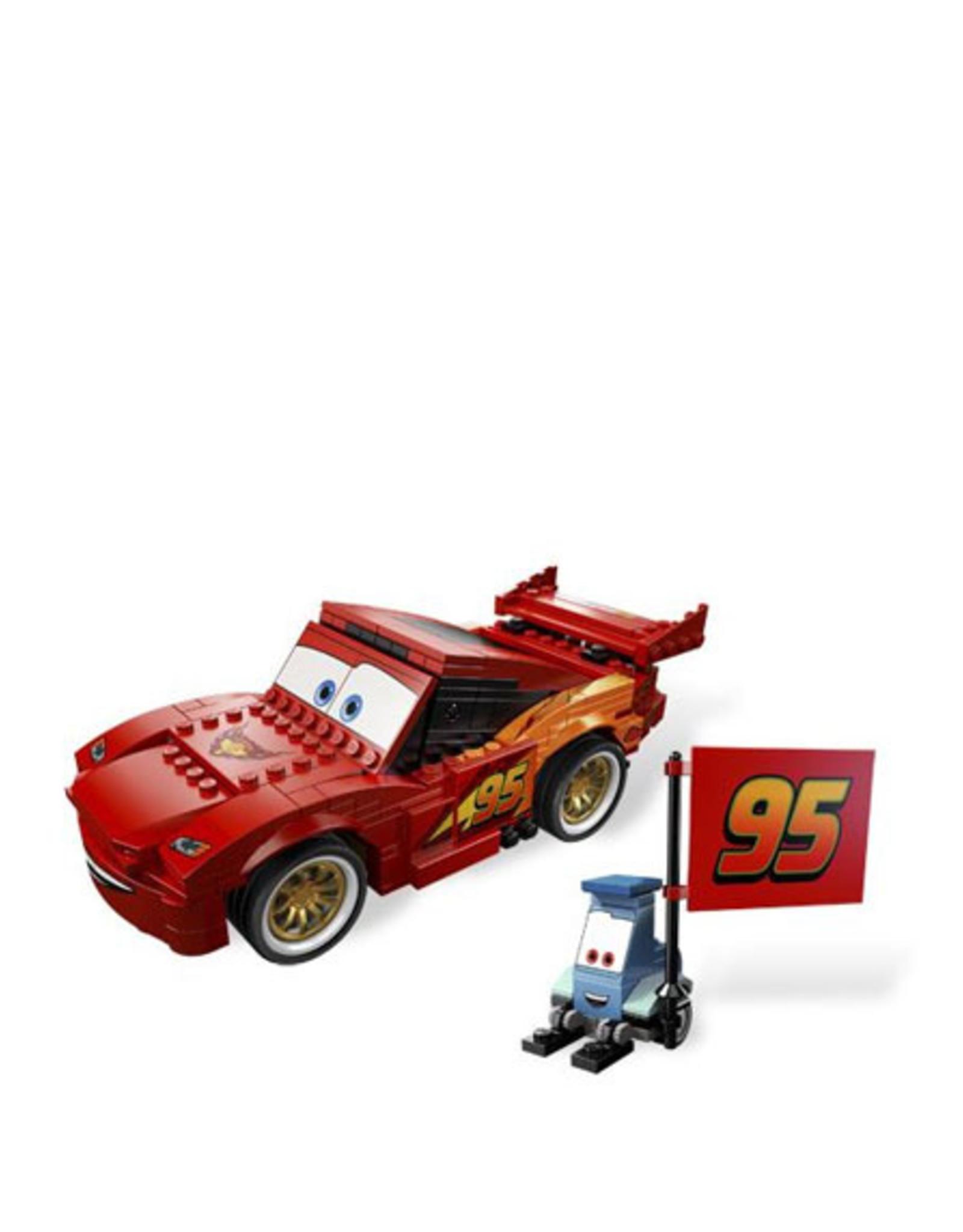 LEGO LEGO 8484 Ultimate Build Lightning McQueen  CARS