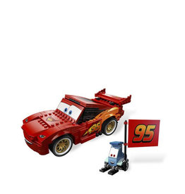 LEGO 8484 Ultimate Build Lightning McQueen  CARS