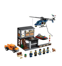 LEGO 60009 Helicopter Arrest CITY