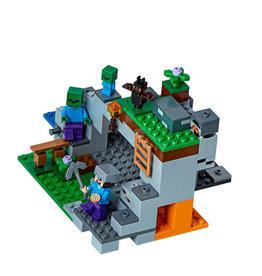 LEGO 21141 The Zombie Cave MINECRAFT