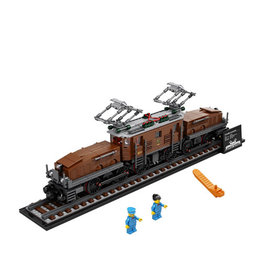 LEGO 10277 Crocodile Locomotive SPECIALS