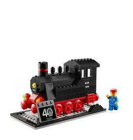 LEGO 40370 Steam Engine (7810 Reissue) trein SPECIALS
