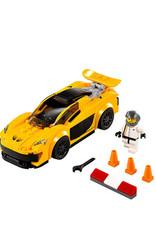 LEGO LEGO 75909 McLaren P1 SPEED Champions