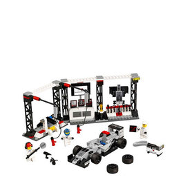 LEGO 75911 McLaren Mercedes Pit Stop SPEED Champions