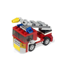 LEGO 6911 Mini Fire Rescue CREATOR