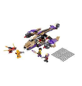 LEGO 70746 Condrai Copter Attack NINJAGO