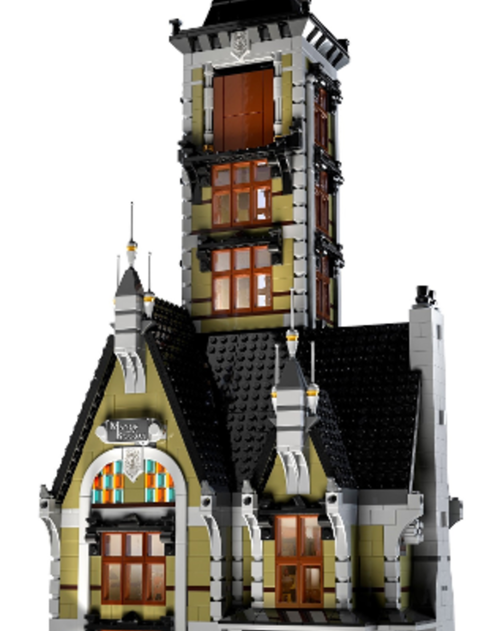 LEGO LEGO 10273 Haunted House SPECIALS