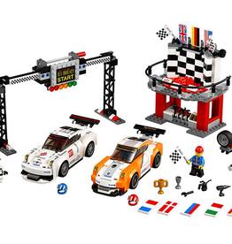 LEGO 75912 Porsche 911 GT Finish Line SPEED Champions