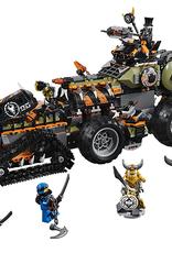 LEGO LEGO 70654 Dieselnaut NINJAGO