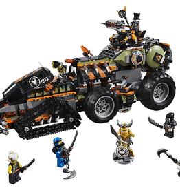 LEGO 70654 Dieselnaut NINJAGO