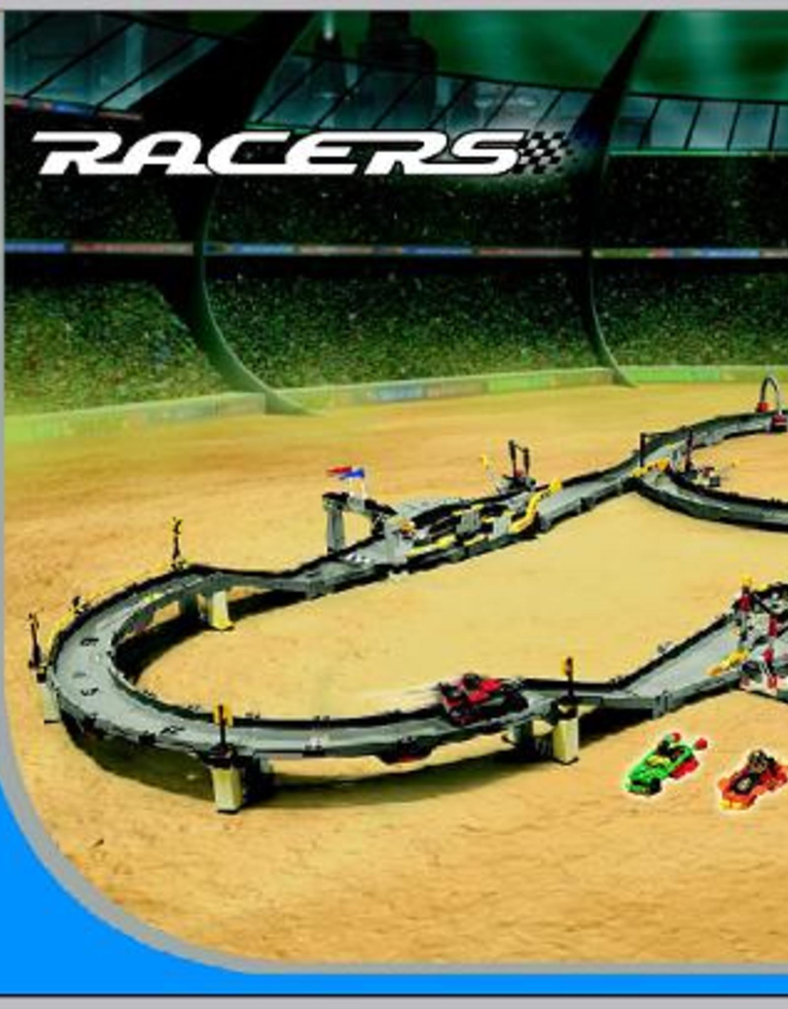 LEGO LEGO 8364 Multi Challenge Race Track RACERS