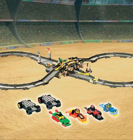 LEGO 8364 Multi Challenge Race Track RACERS