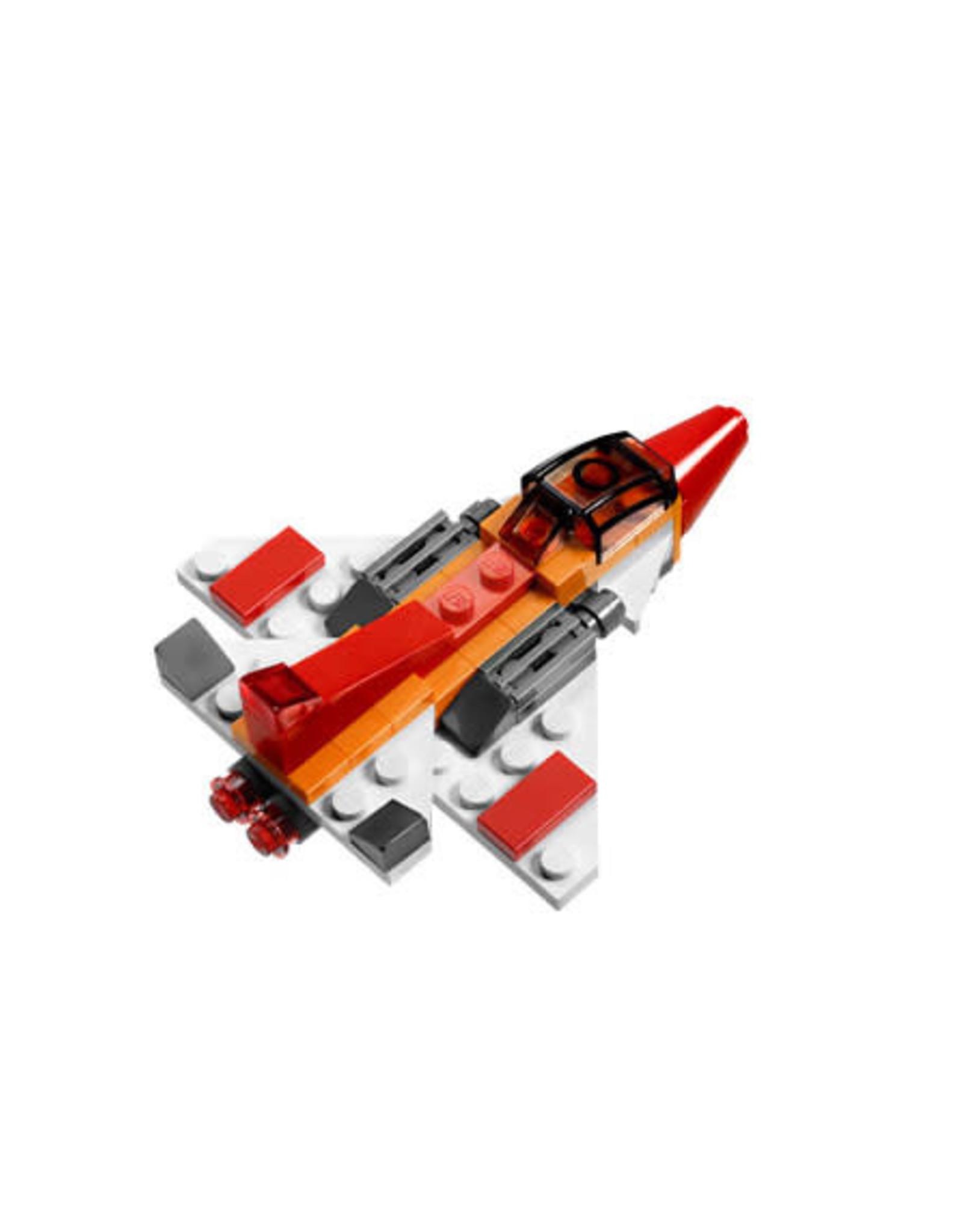 LEGO LEGO 30020 Straaljager CREATOR