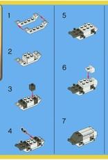 LEGO LEGO 30026 Panda  CREATOR