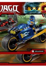 LEGO LEGO 70622 Desert Lightning NINJAGO