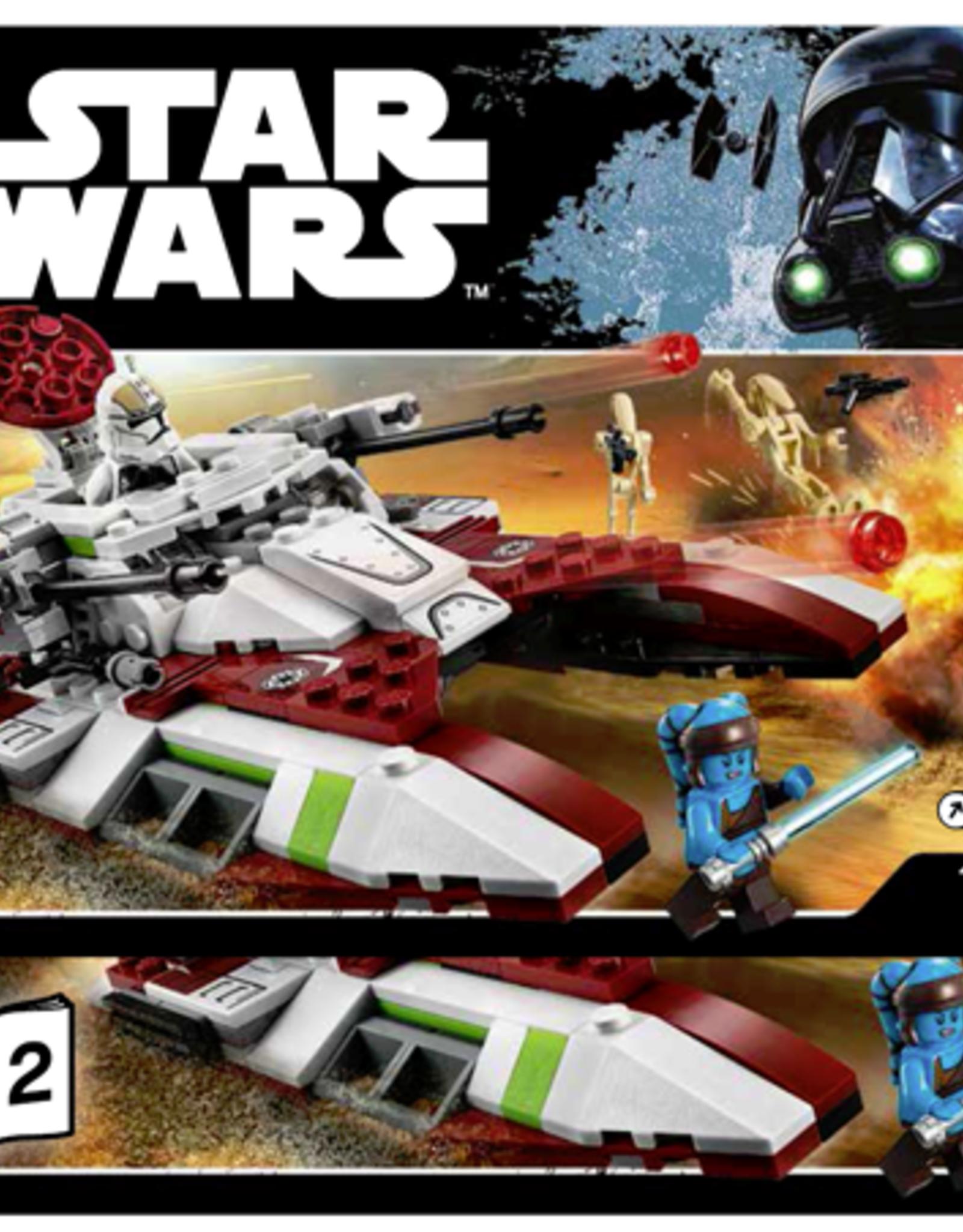 LEGO LEGO 75182 Republic Fighter Tank STAR WARS