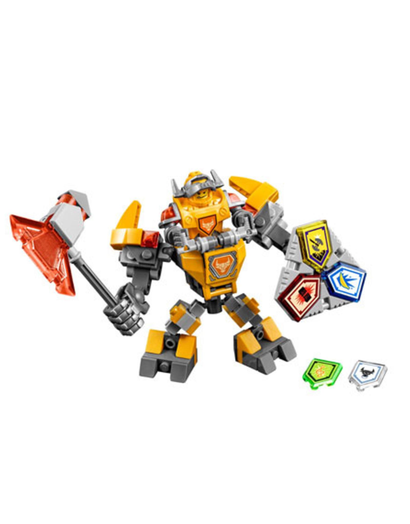 LEGO LEGO 70365 Battle Suit Axl NEXO KNIGHTS