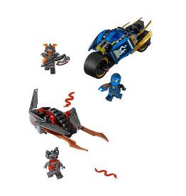 LEGO 70622 Desert Lightning NINJAGO