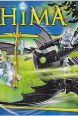 LEGO LEGO 70128 Braptor's Wing Striker CHIMA