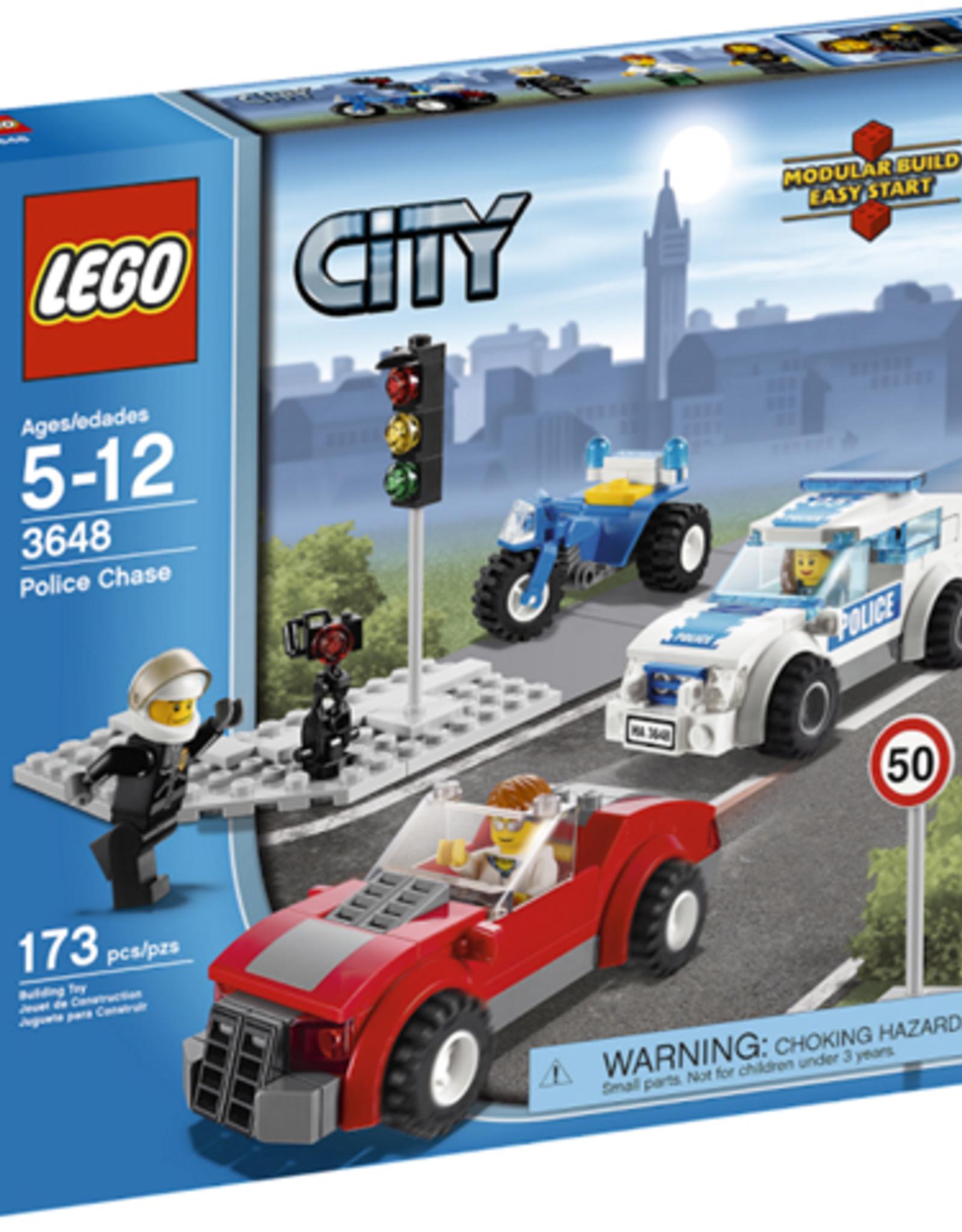 LEGO LEGO 3648 Police Chase CITY