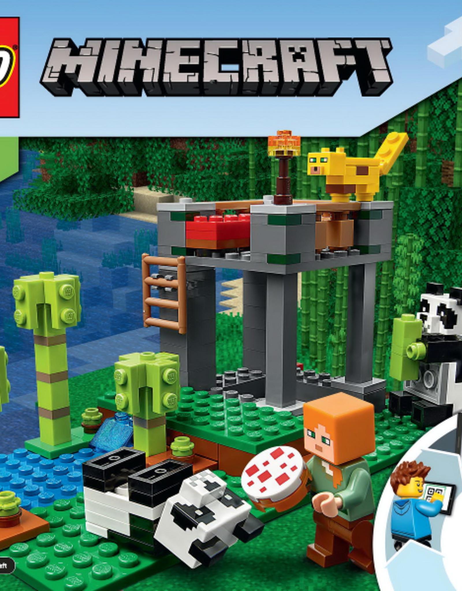LEGO LEGO 21158 The Panda Nursery MINECRAFT