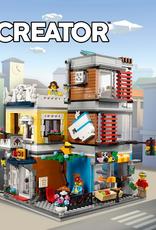 LEGO LEGO 31097 Townhouse Pet Shop & Café (Cafe) CREATOR