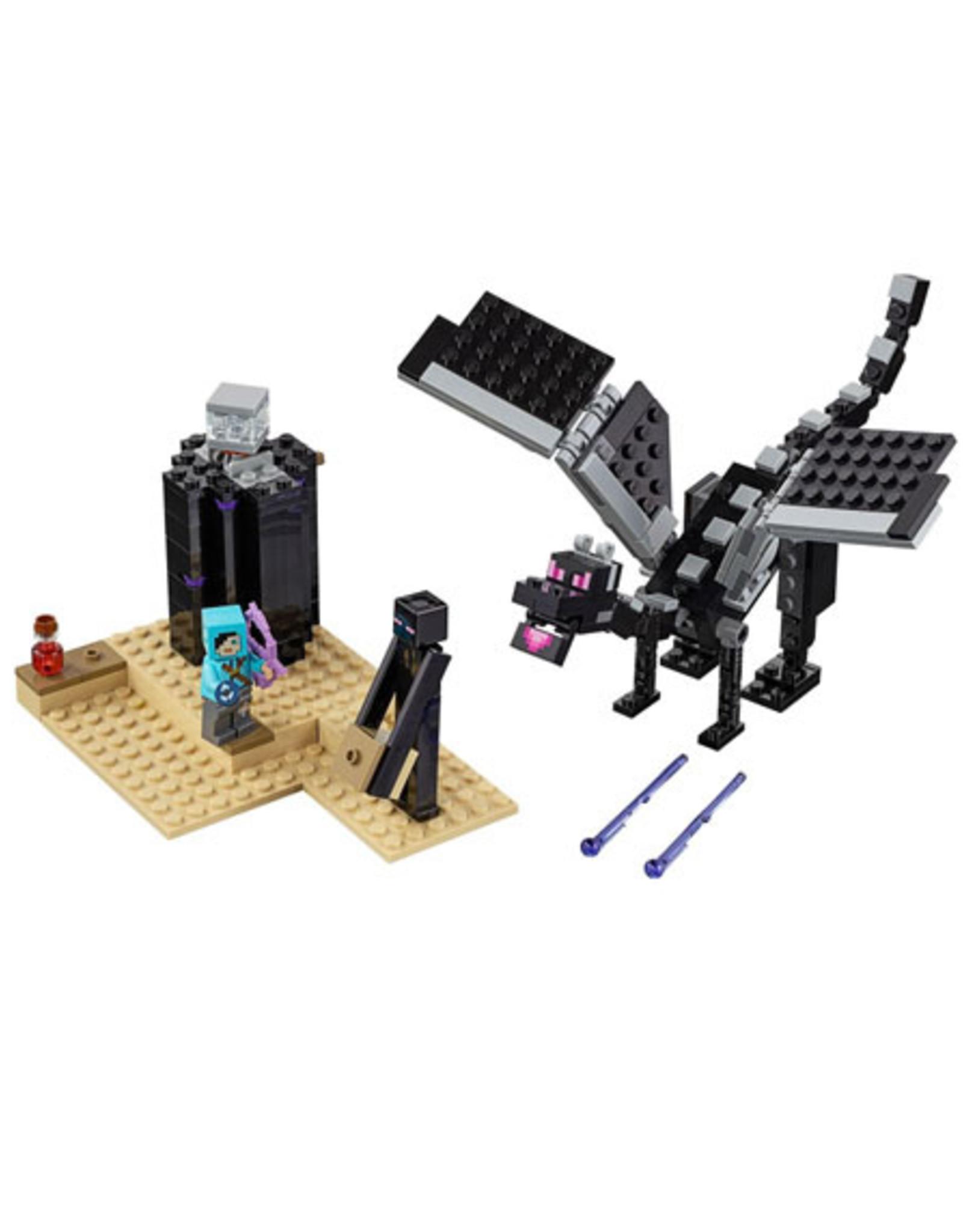 LEGO LEGO 21151 The End Battle MINECRAFT