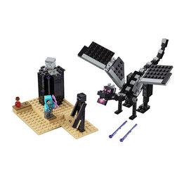 LEGO 21151 The End Battle MINECRAFT
