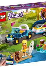 LEGO LEGO 41364 Stephanie's Buggy & Trailer FRIENDS