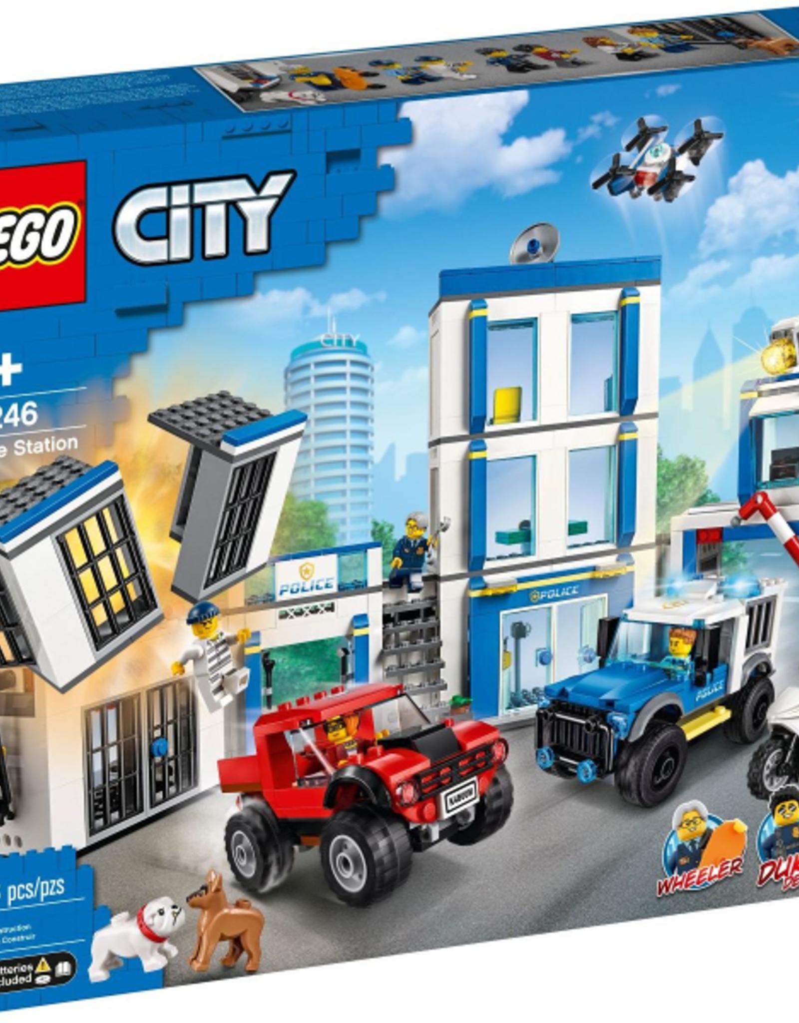 LEGO LEGO 60246 Police Station CITY