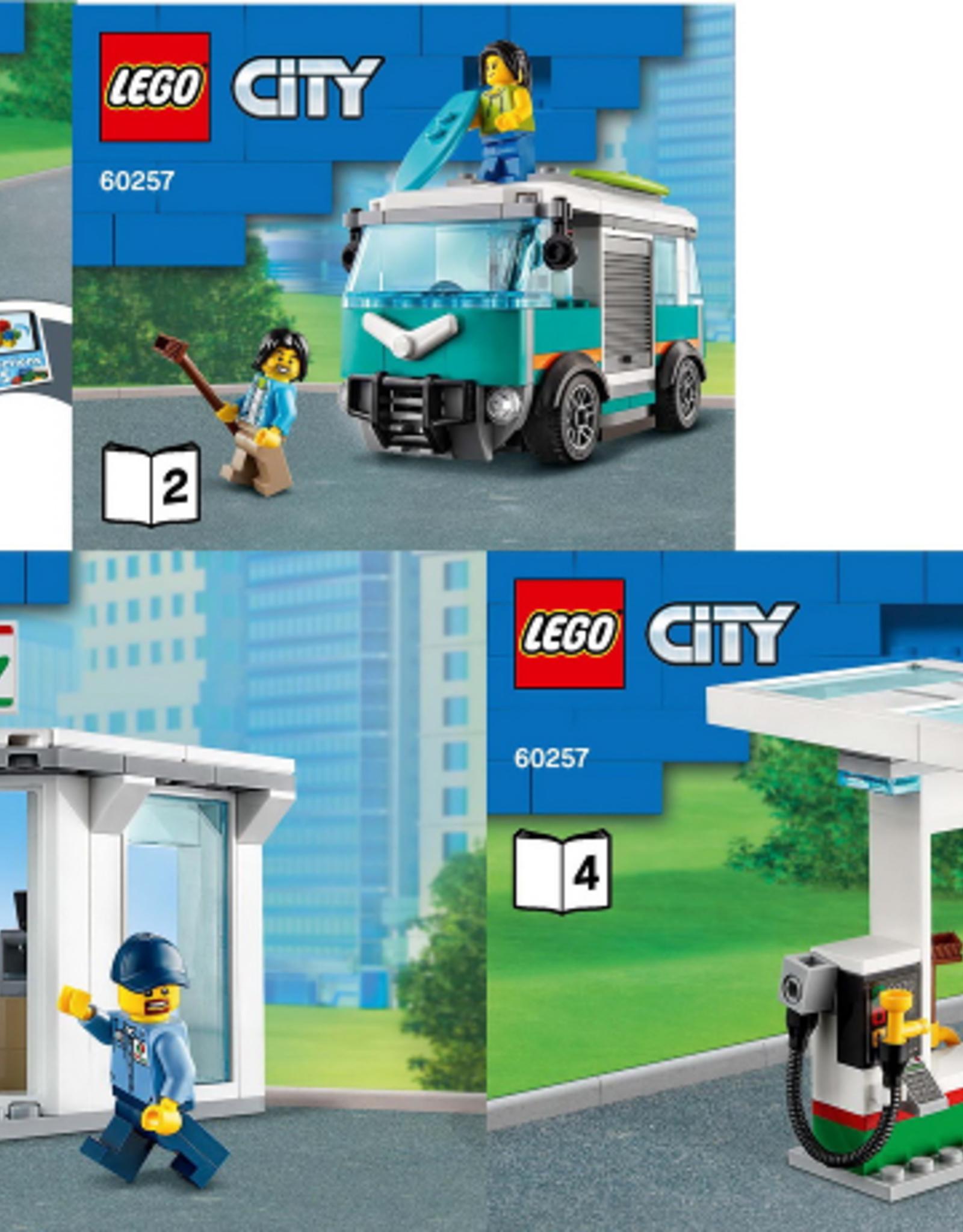 LEGO LEGO 60257 Service Station CITY