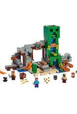 LEGO LEGO 21155 The Creeper Mine MINECRAFT