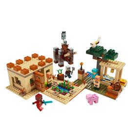 LEGO 21160 The Illager Raid MINECRAFT