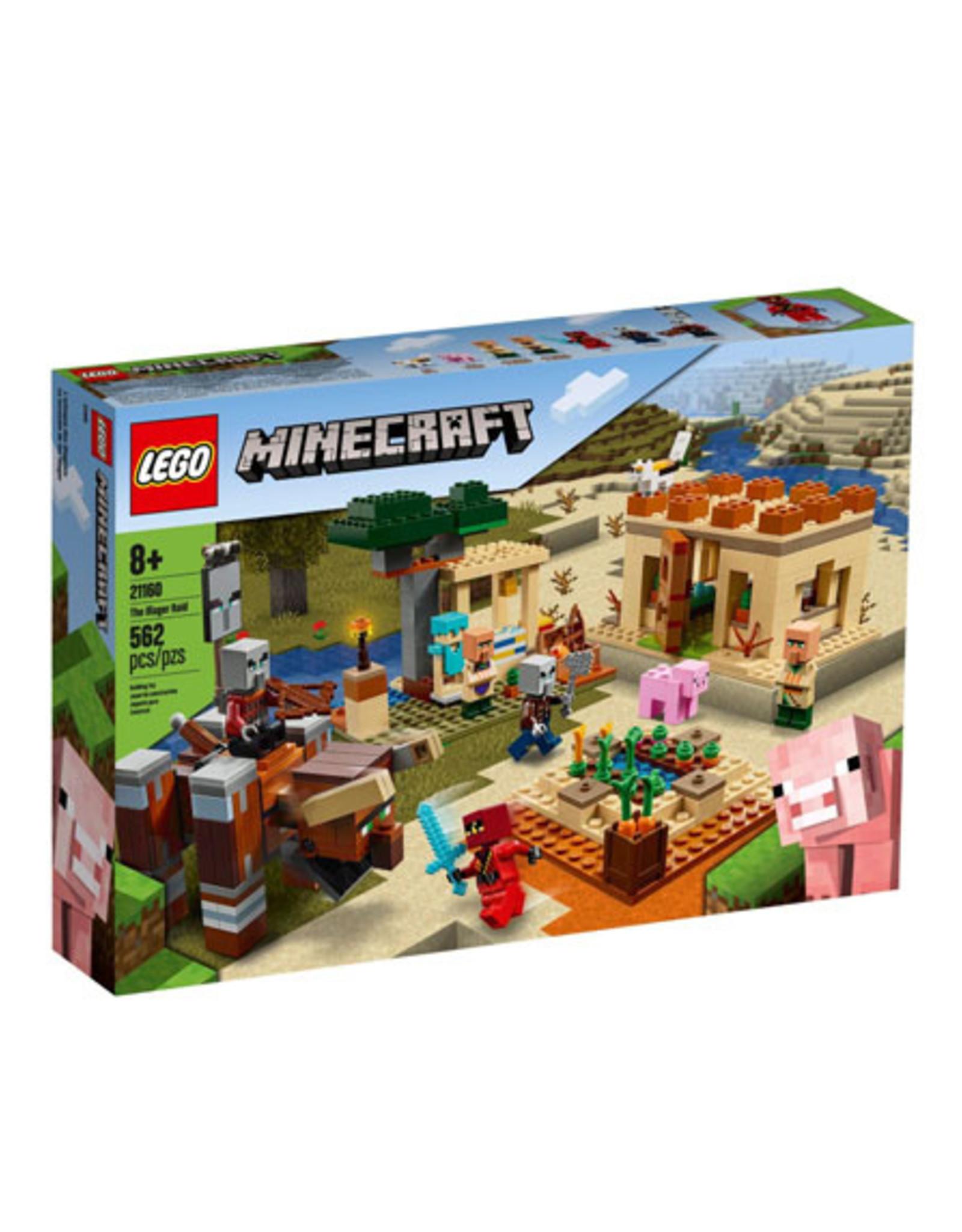 LEGO LEGO 21161 The Crafting Box 3.0 MINECRAFT
