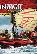 LEGO LEGO 71705 Destiny's Bounty NINJAGO
