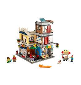 LEGO 31097 Townhouse Pet Shop & Café (Cafe) CREATOR