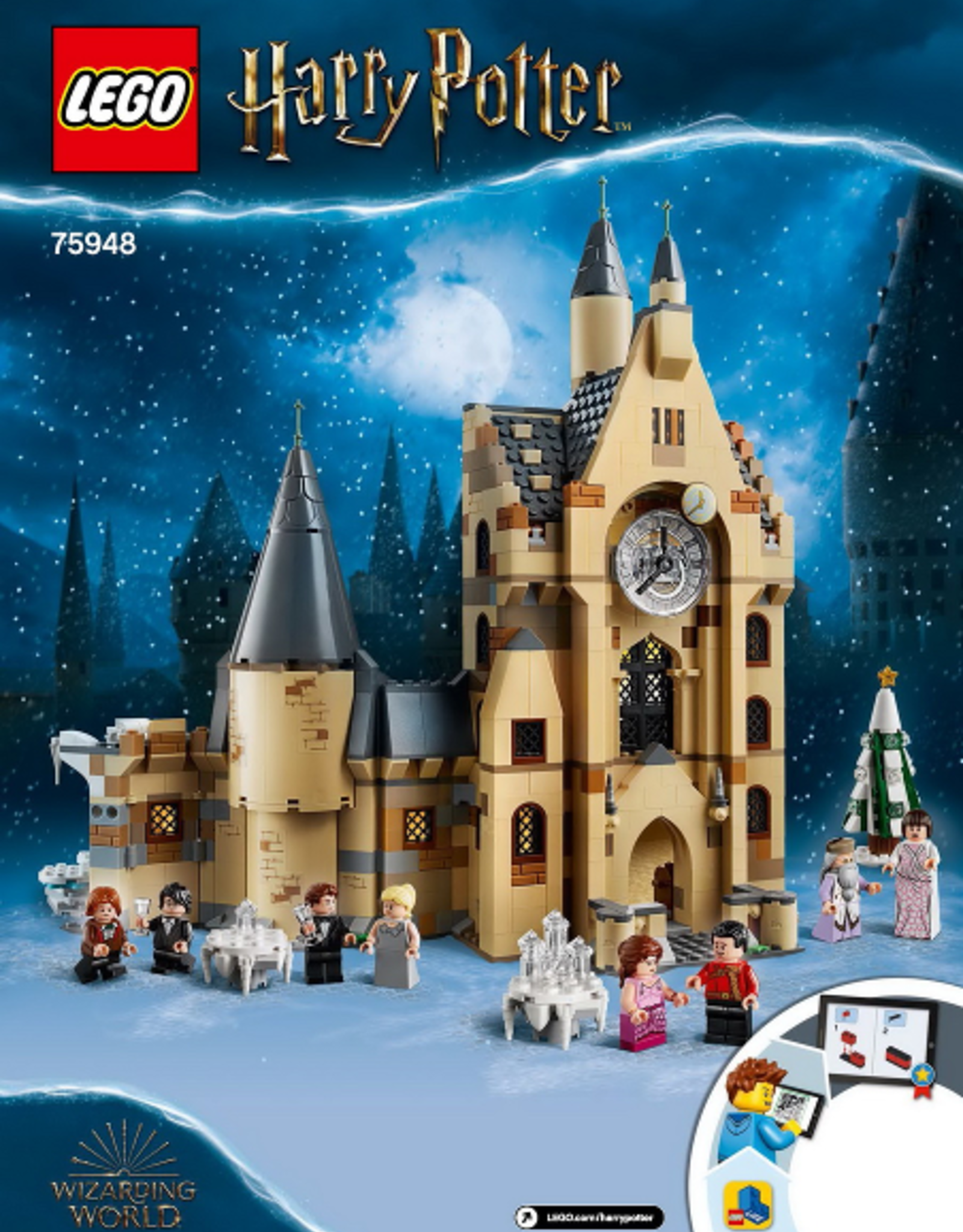 LEGO LEGO 75948 Hogwarts Clock Tower HARRY POTTER