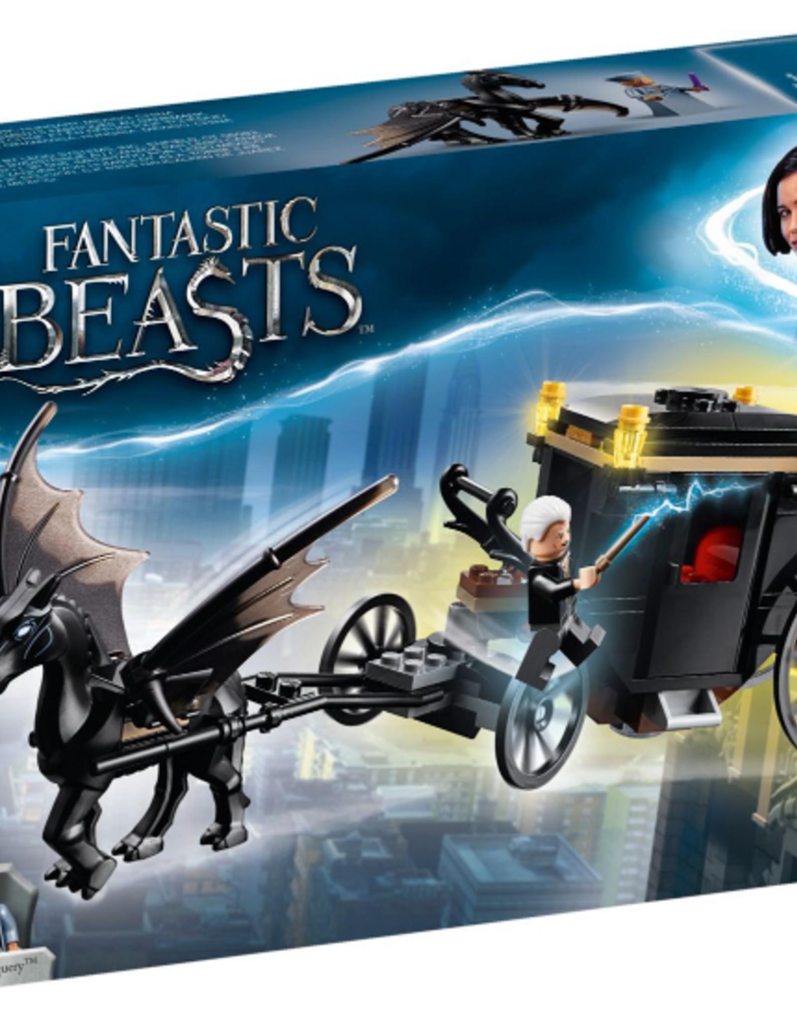 LEGO LEGO 75951 Grindelwald's Escape HARRY POTTER