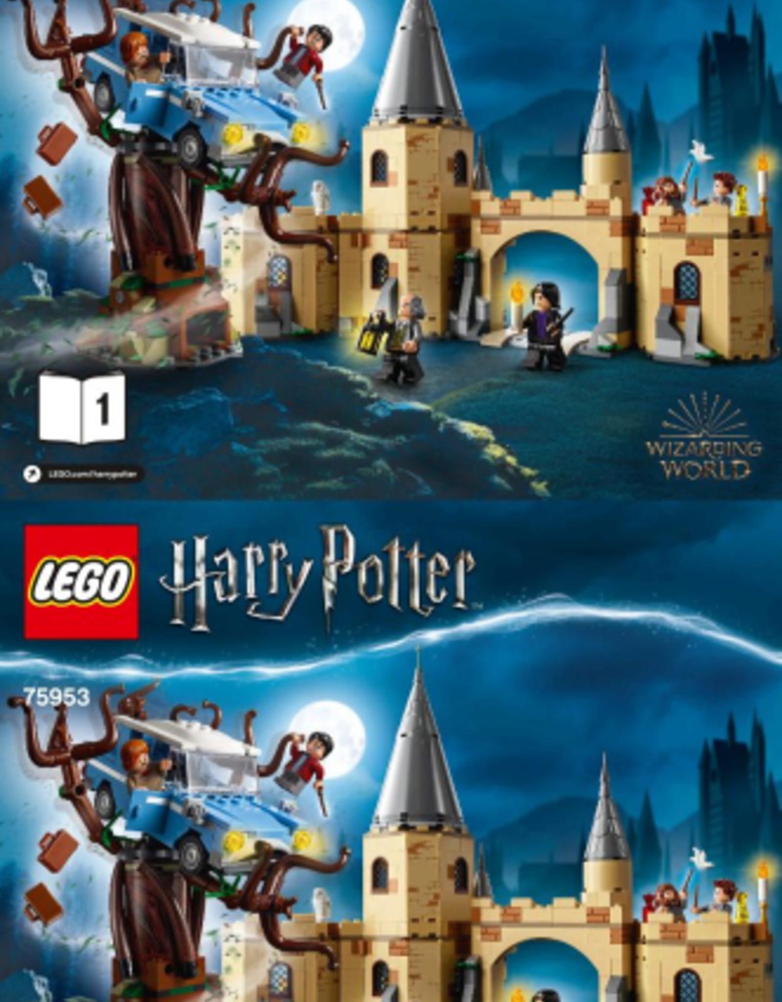 LEGO LEGO 75953 Hogwarts Whomping Willow HARRY POTTER