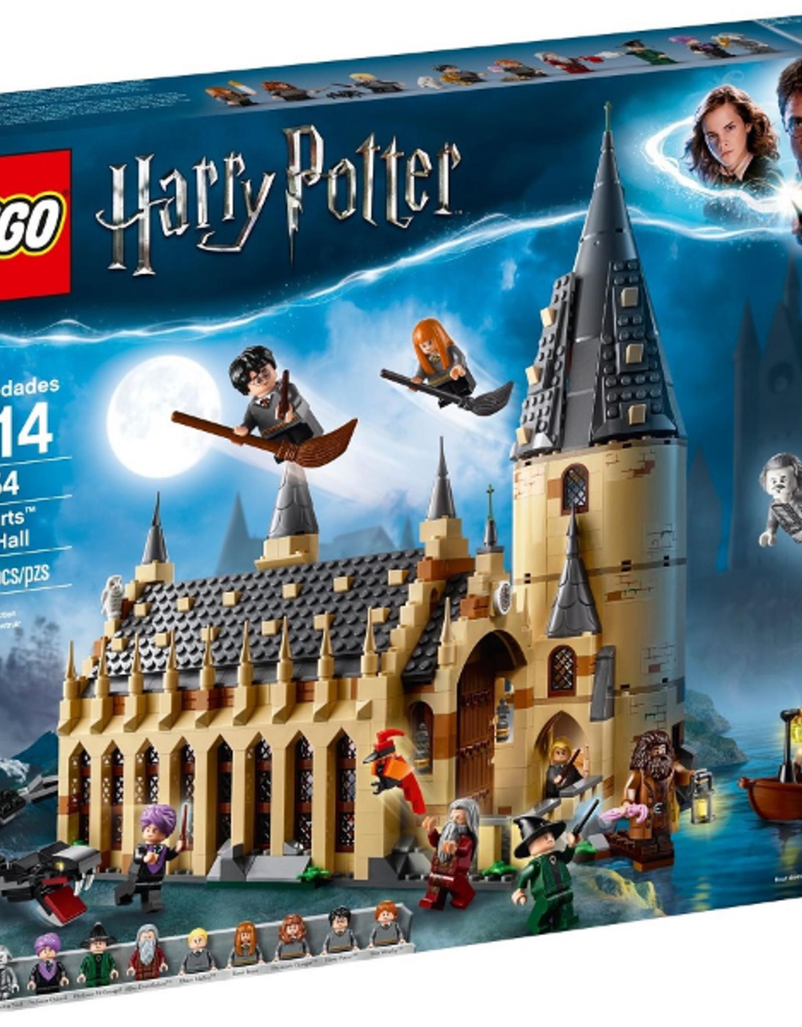 LEGO LEGO 75954 Hogwarts Great Hall HARRY POTTER