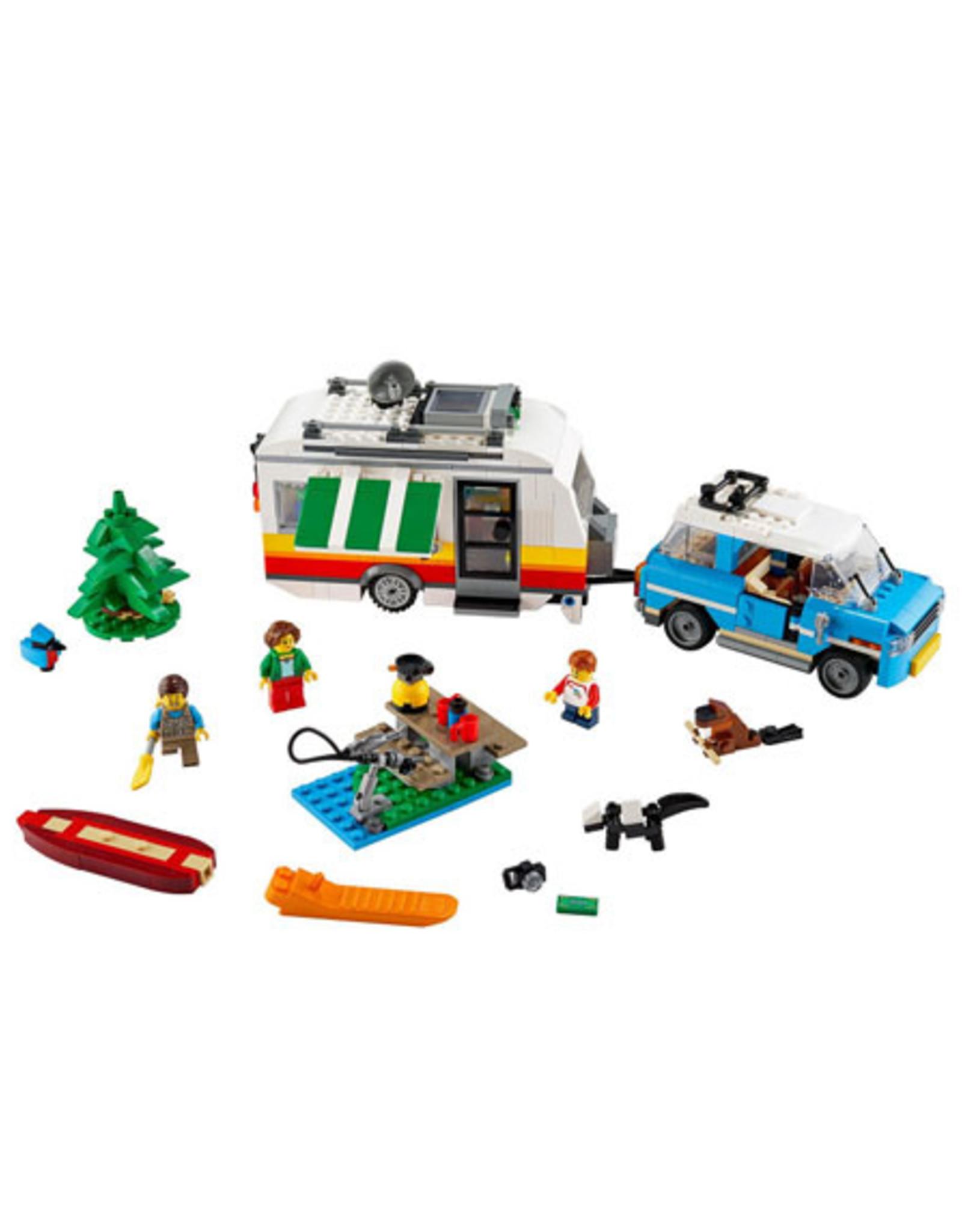 LEGO LEGO 31108 Caravan Family Holiday CREATOR