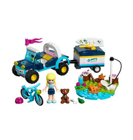 LEGO 41364 Stephanie's Buggy & Trailer FRIENDS