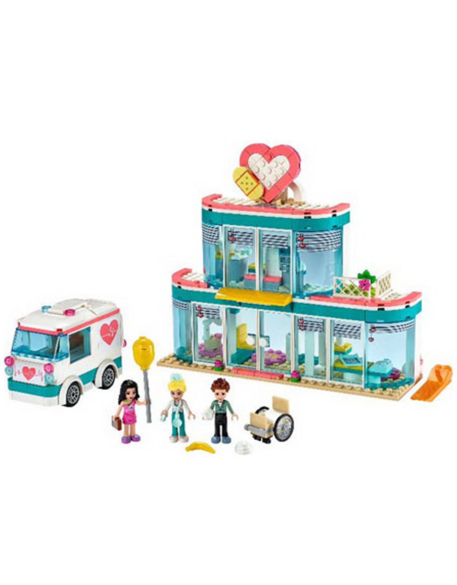 LEGO LEGO 41394 Heartlake City Hospital FRIENDS