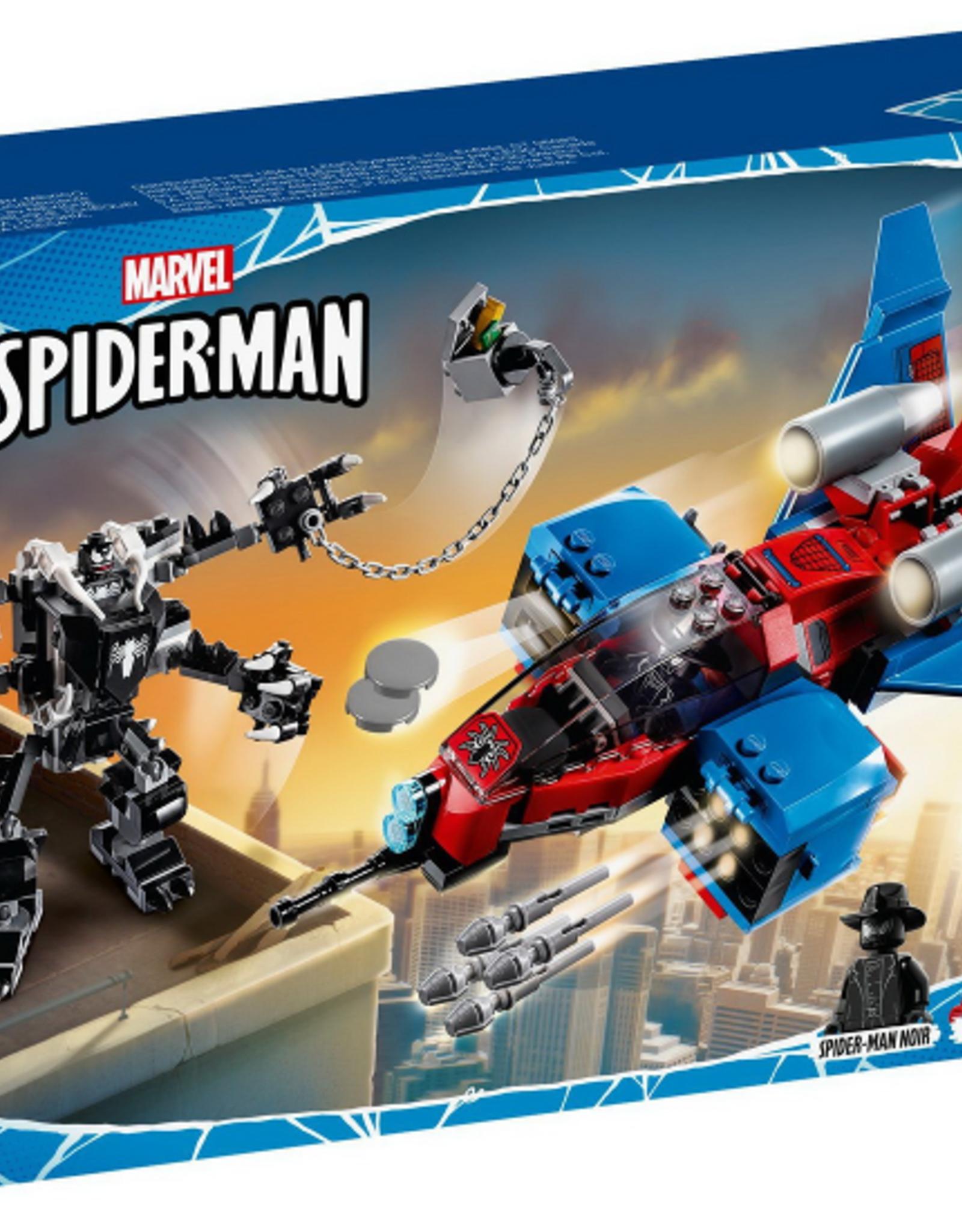 LEGO LEGO 76150 Spiderjet vs. Venom Mech SUPER HEROES