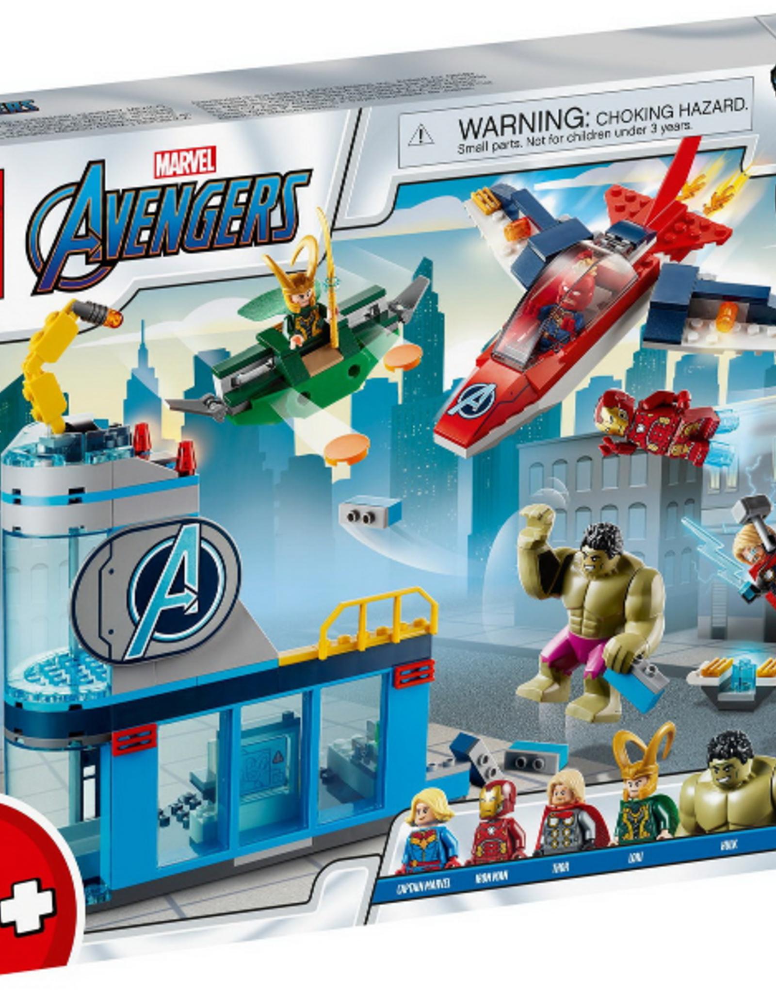 LEGO LEGO 76152 Avengers Wrath of Loki SUPER HEROES