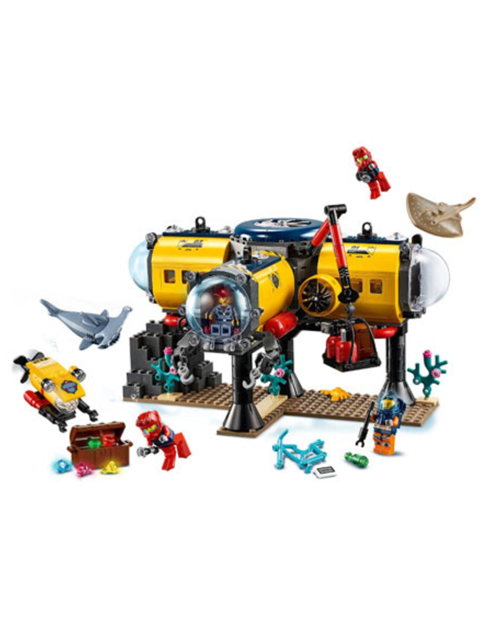 LEGO LEGO 60265 Ocean Exploration Base CITY